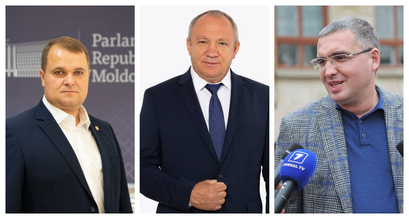Renato Usatîi, Alexandr Nesterovschi și Boris Marcoci – în topul preferințelor bălțenilor