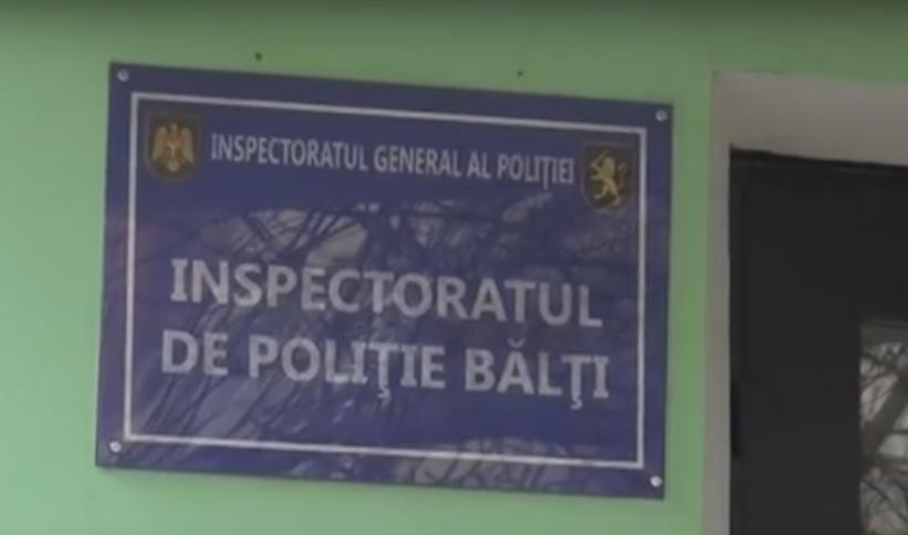 Doi poliţişti din Bălţi, reţinuţi de CNA. Oamenii legii au pretins 200 de euro