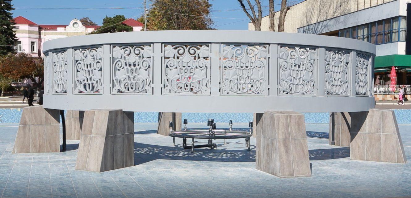 ВИДЕО | Жители Бельц недовольны недавно отремонтированным городским фонтаном