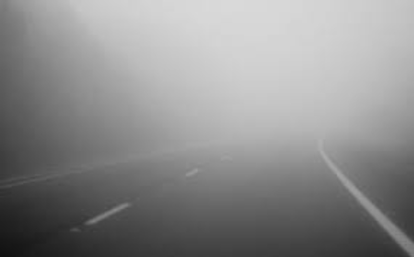 VIDEO | Ceața afectează sănătatea oamenilor. Cu 10 la sută mai multe adresări la medic