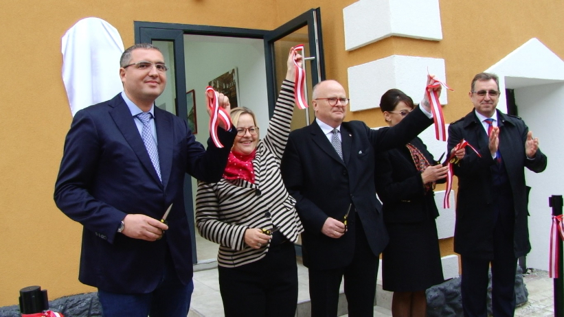 După 150 de ani, Austria și-a redeschis Consulatul la Bălți