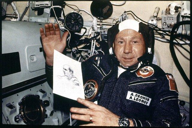 Умер Алексей Леонов – первый человек в мире, вышедший в открытый космос