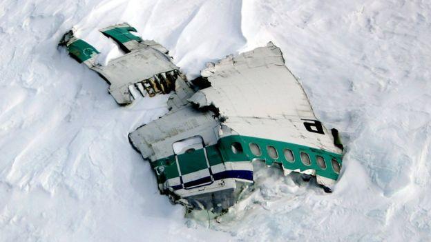 Белая мгла: 40 лет крупнейшей авиакатастрофе в Антарктиде