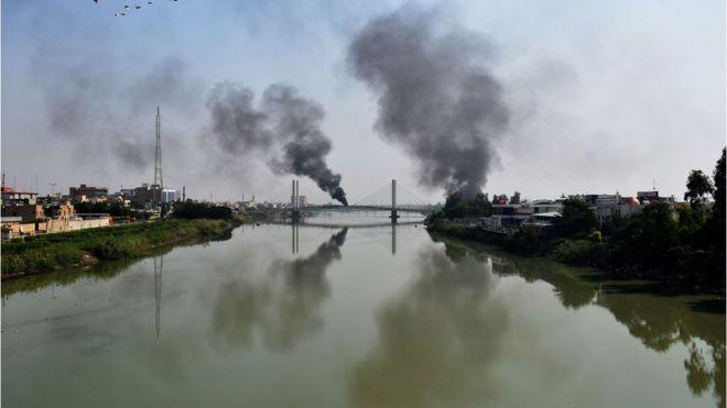 В Ираке убиты 13 человек в результате демонстраций