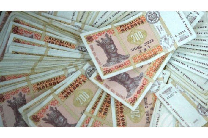 Băncile au acordat, în luna octombrie, credite în sumă de peste 3,3 miliarde de lei