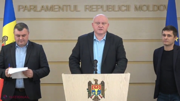 PSRM cere demisia ministrei Justiției