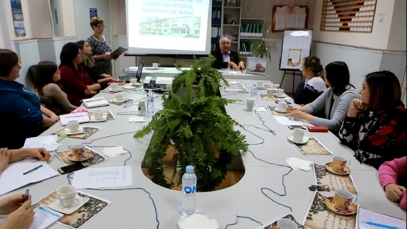 VIDEO | Îmbunătățirea programelor de studiu a fost discutată la Bălți