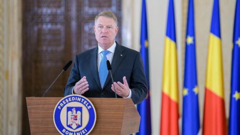 Klaus Iohannis : Demersul inițiat de PSRM este îndreptat împotriva intereselor Republicii Moldova și ale cetățenilor săi
