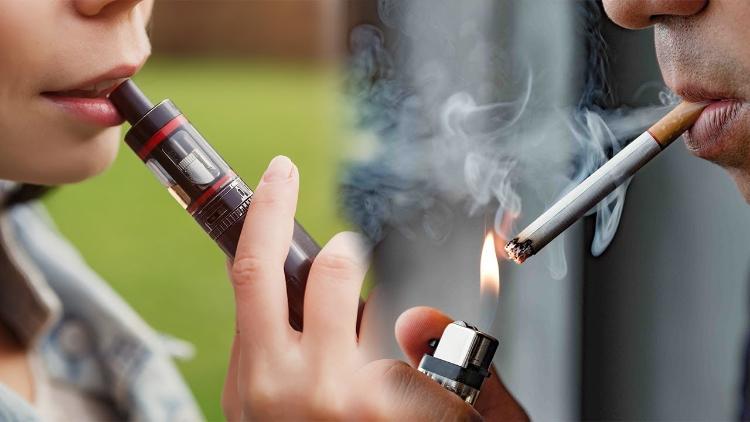 Mesajele dure de avertizare descurajează fumătorii utilizarea țigărilor electronice
