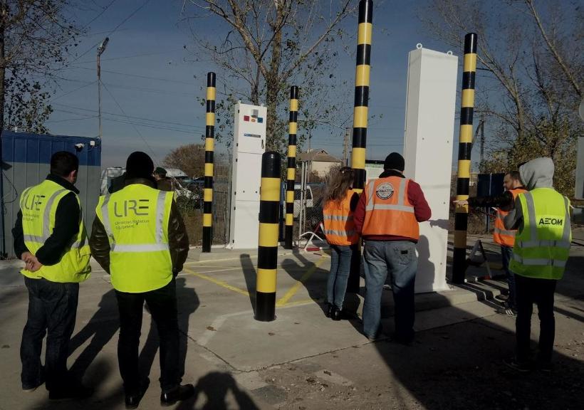 Молдо-украинскую границу оборудовали системой против ядерной контрабанды