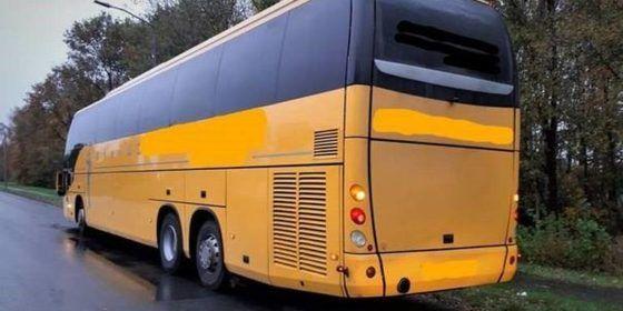 Un autobuz cu 65 de moldoveni, oprit de poliţia din Olanda. Șoferul, bănuit de trafic de persoane