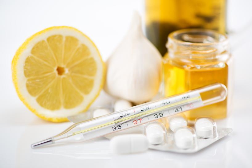 (Бес)полезные советы // Как отличить простуду от гриппа