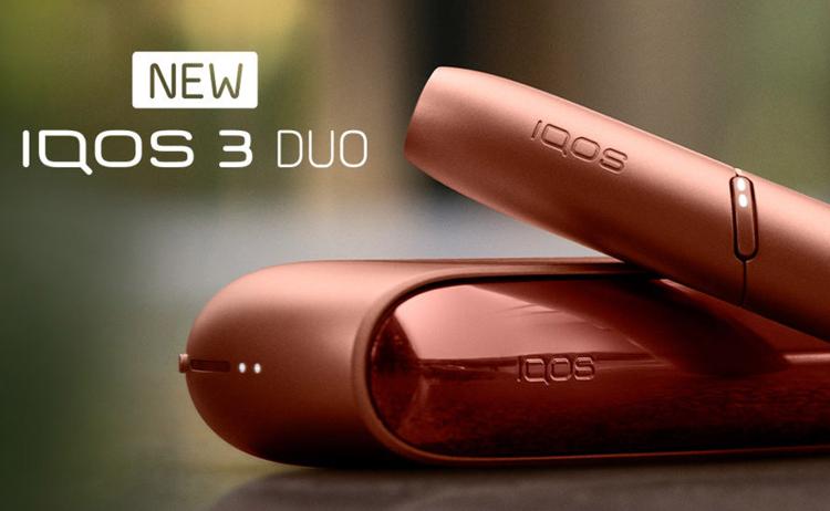 Новая версия устройства для нагревания табака – IQOS 3 DUO – теперь и в Молдове