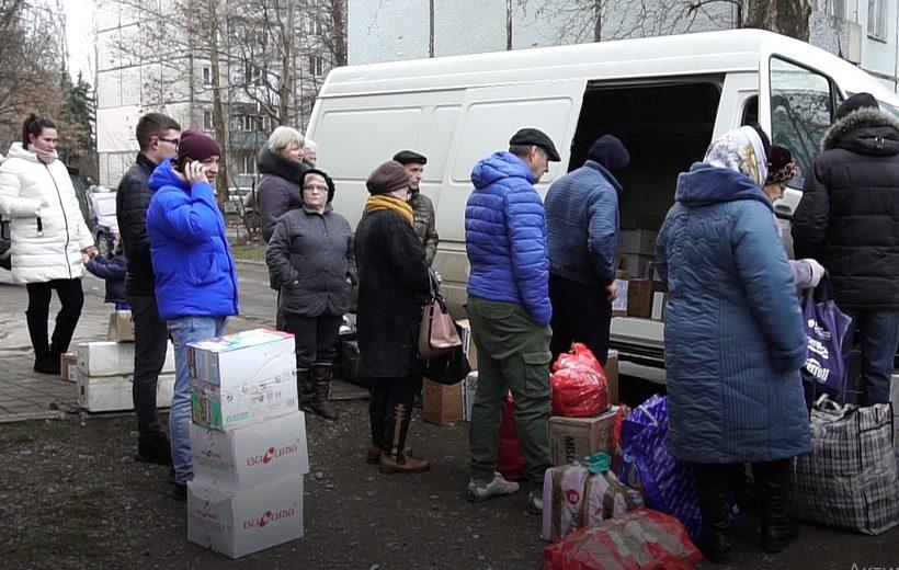 ВИДЕО | В рождество бельчане получили посылки от родственников из-за границы