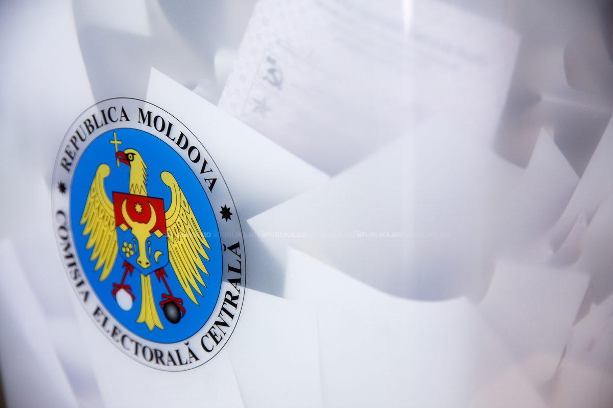 На пересчет бюллетеней в 17 населенных пунктах Молдовы ушло 650 тысяч леев