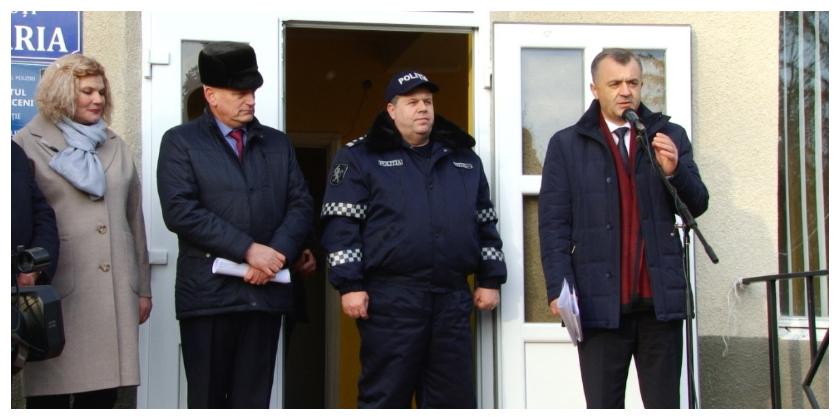 Ce a căutat prim-ministrul Ion Chicu,  sâmbătă, la Briceni?