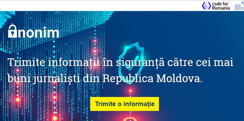 Жители Молдовы могут анонимно сообщать о беззакониях и злоупотреблениях властей
