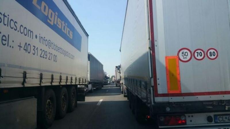 Veste bună pentru transportatorii moldoveni. De săptămâna viitoare, ei vor primi autorizații pentru Ucraina