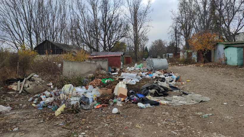 ВИДЕО | В Бельцах назревает очередной мусорный кризис