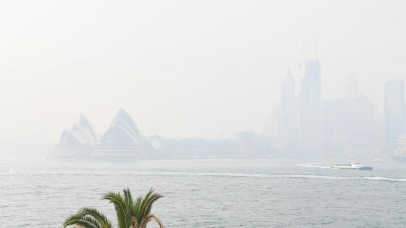 Sydney, oraș sufocat de incendiile grave de vegetație