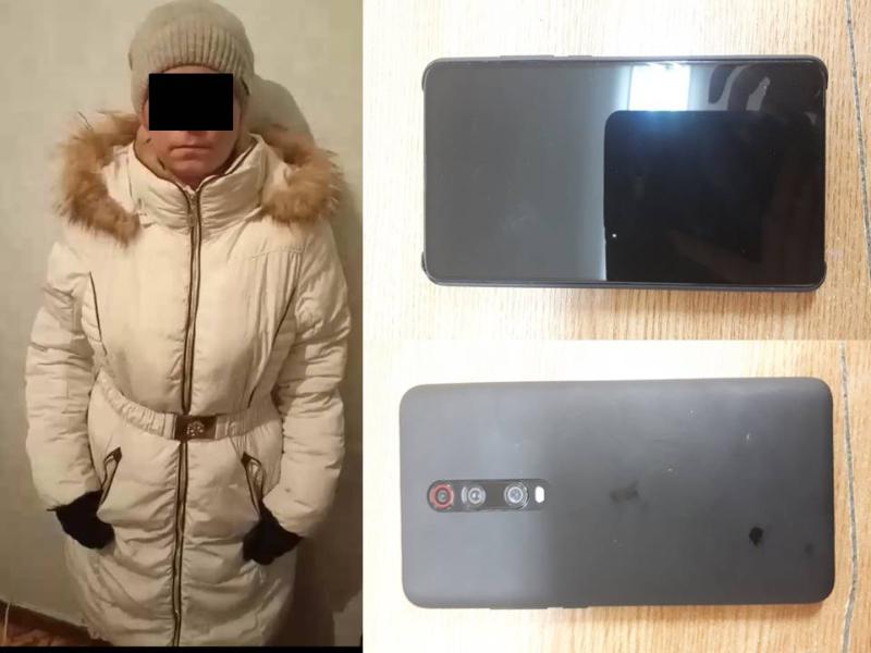 O tânără din Glodeni, reținută pentru furtul unui telefon mobil