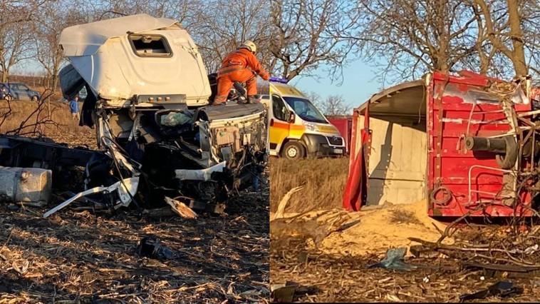 В Молдове за выходные 5 человек погибли в ДТП