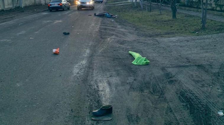 Drochia: Un angajat MAI, băut la volan, a accidentat doi pietoni și a dat bir cu fugiții