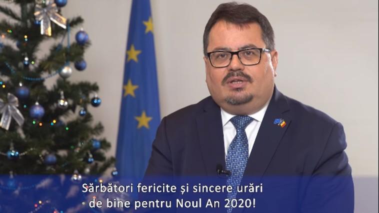 Delegația UE în R. Moldova a transmis un mesaj de felicitare cu ocazia sărbătorilor de iarnă