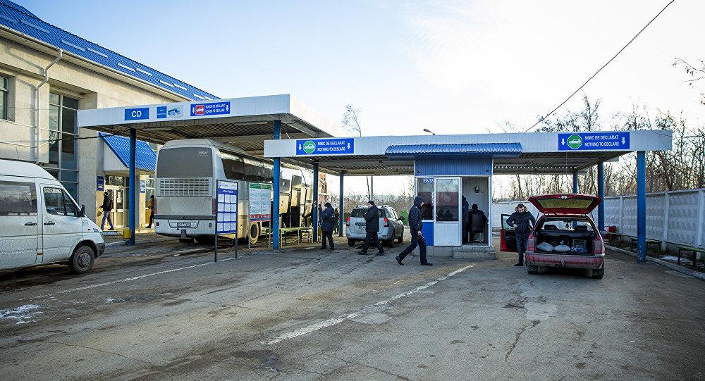 На Новый год более 35 тысяч граждан пересекли границу Молдовы