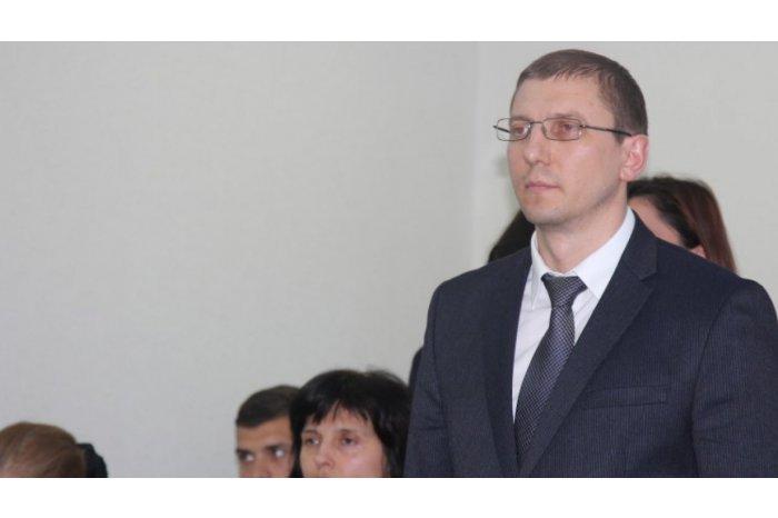 Viorel Morari a fost suspendat din funcție