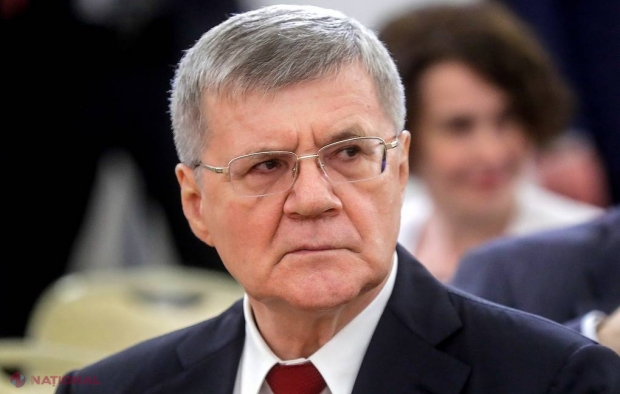 Vladimir Putin l-a demis pe procurorul general Chaika, fiul căruia  are afaceri comune  cu familia președintelui  Dodon