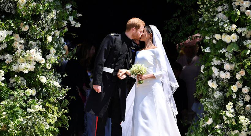 ФОТО | Названы самые дорогие свадьбы десятилетия