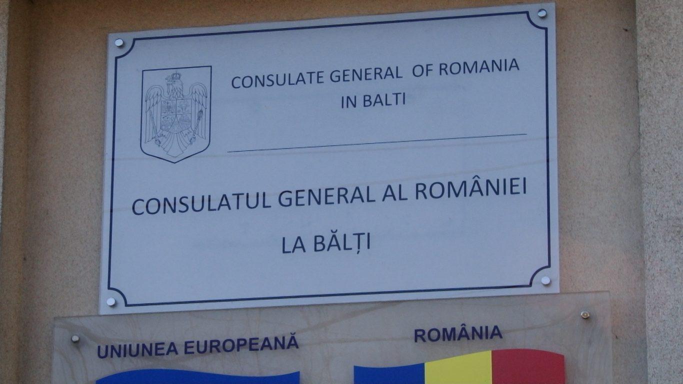 VIDEO | Românii din Bălți au sărit în apărarea Consulatului General. Ei dezmint speculațiile din presa de peste Prut