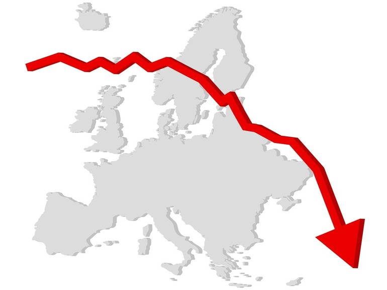 Acțiunile europene și petrolul scad puternic, pe fondul temerilor privind răspândirea coranavirusului
