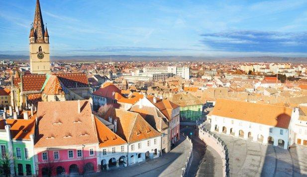 Sibiul, în competiţia pentru cele mai bune destinaţii turistice din Europa