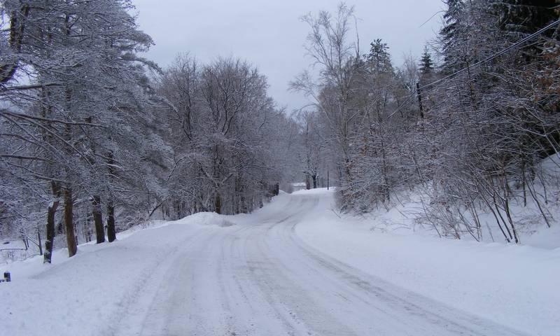 На всей территории страны ожидаются слабые осадки в виде снега