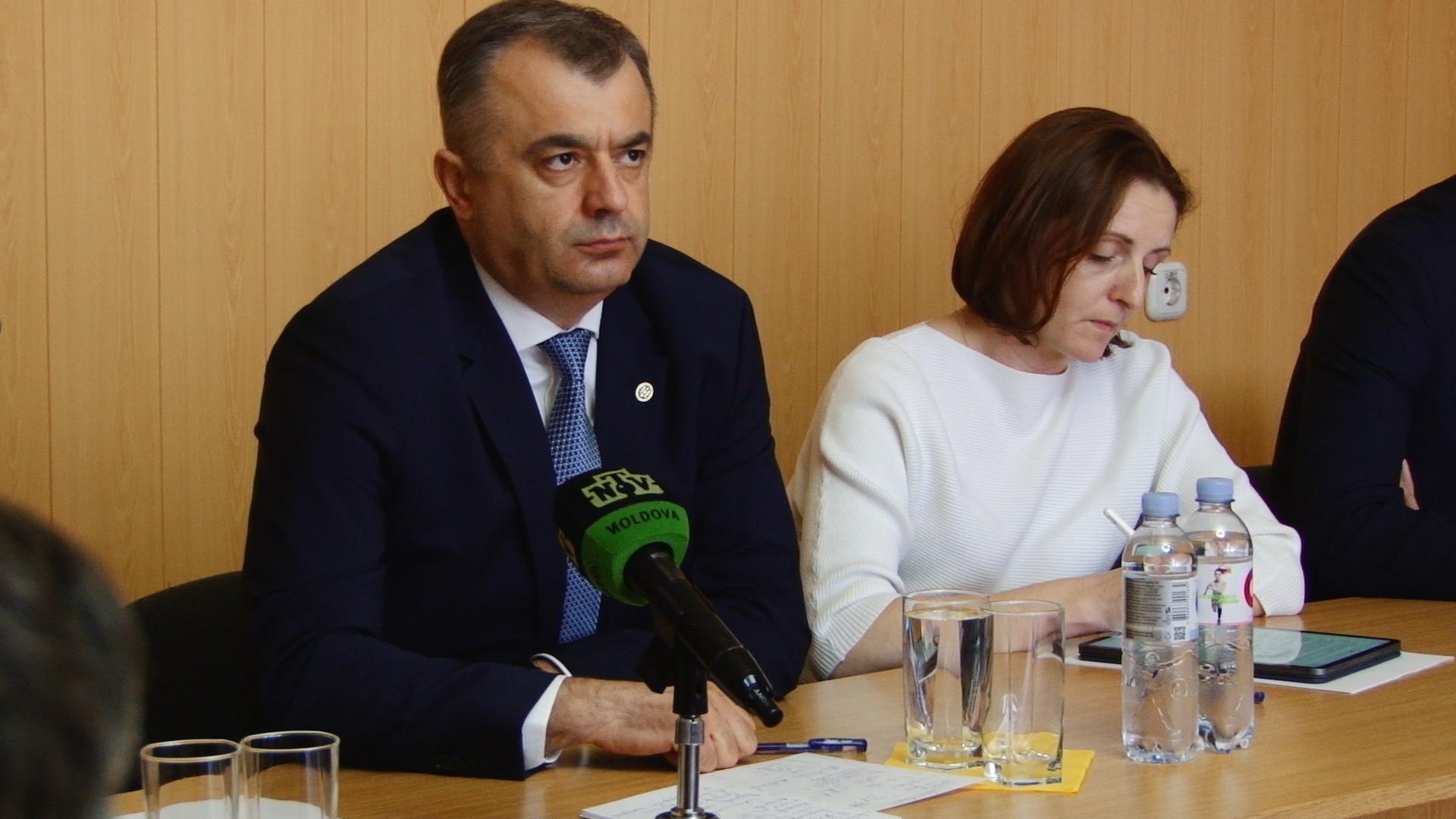 VIDEO | Spitalul Clinic Bălți are nevoie de 20 mln de euro și cadre medicale. Ion Chicu vrea să atragă specialiști prin programul Prima Casă