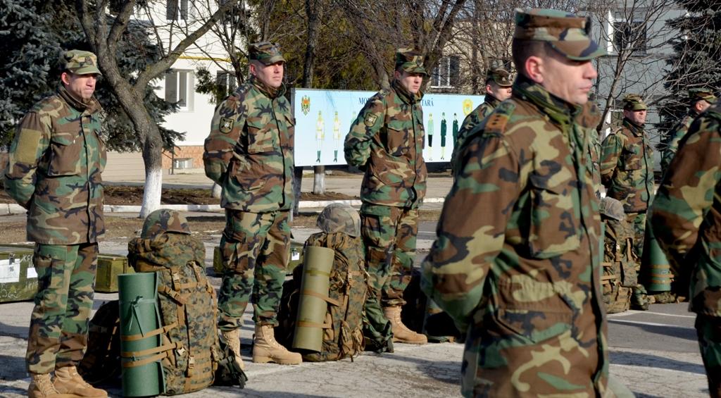 Un contingent de militari ai Armatei Naţionale se antrenează în Germania
