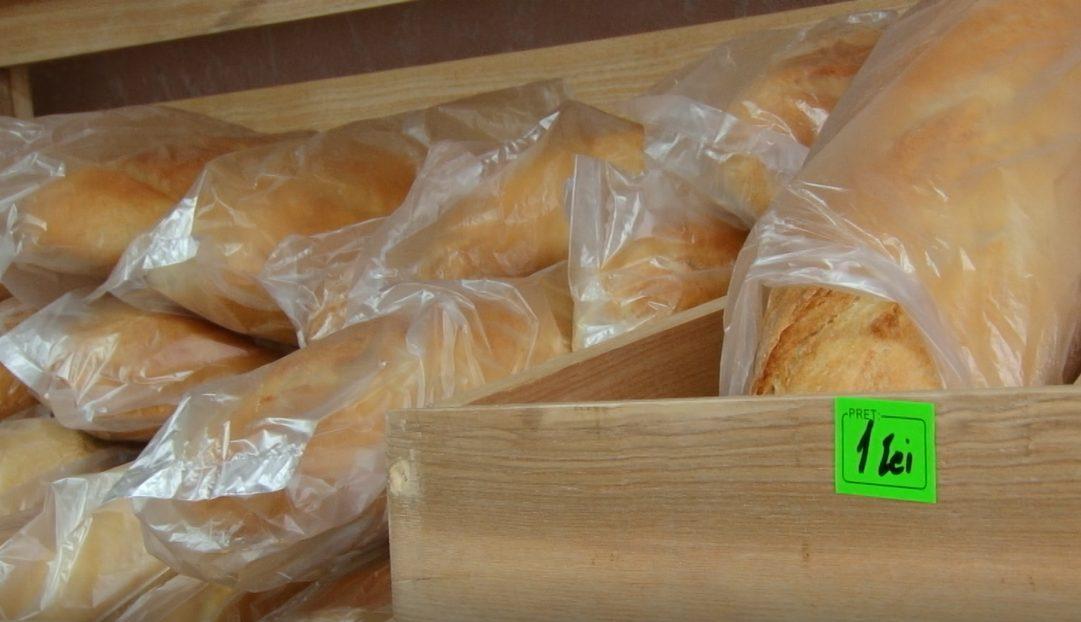 VIDEO | Cea mai ieftină pâine din R. Moldova se vinde la Fălești. Franzela costă doar un leu