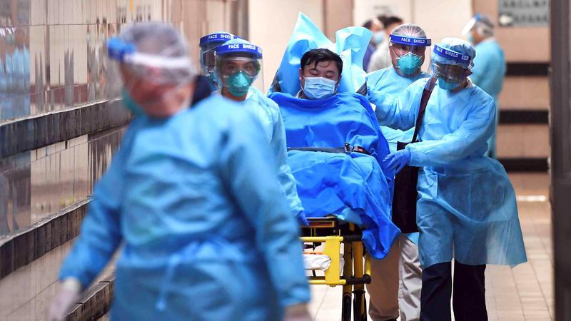 Coronavirus a provocat 813 victime. În doar 24 de ore au murit 89 de persoane