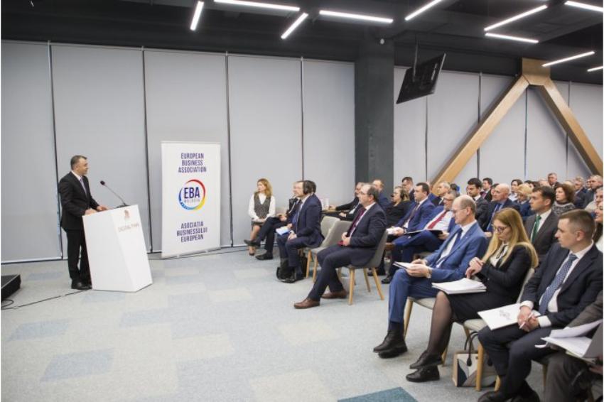 Около 70% молдавского экспорта направляется в ЕС