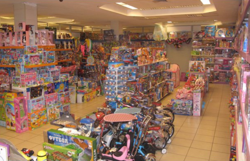 Агентство по защите прав потребителей запретило продажу около 34 тыс. игрушек