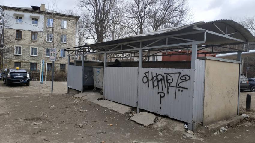 ФОТО   В этом году в Бельцах установят почти 60 закрытых мусорных площадок