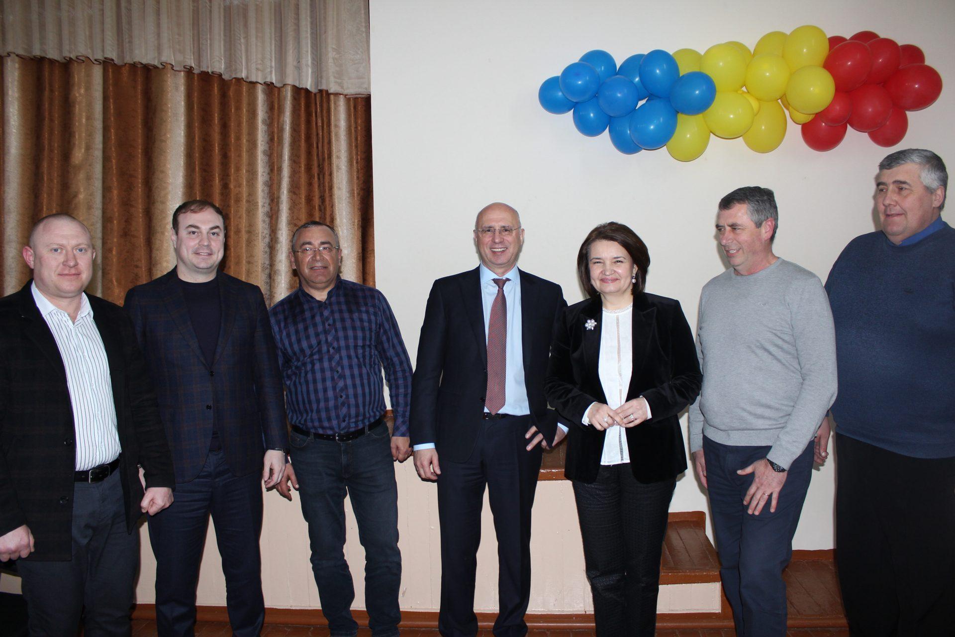 Echipa PDM Drochia condamnă plecarea lui Corneliu Padnevici din partid