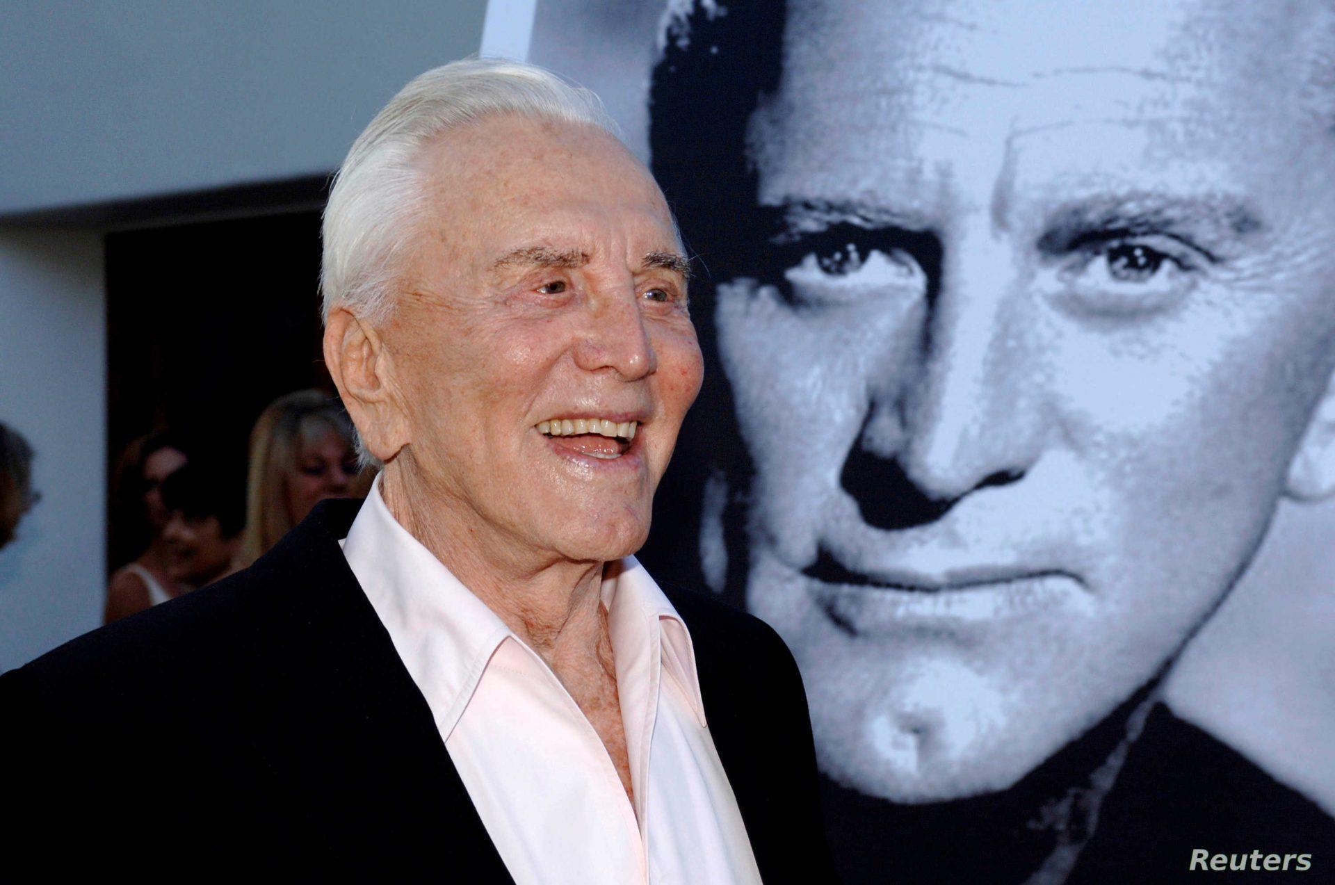 Kirk Douglas, legendarul actor de la Hollywood, a murit la vârsta de 103 ani
