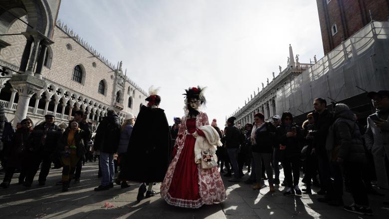 Carnavalul de la Veneția nu mai are loc din cauza coronavirusului. Alte măsuri luate în regiune