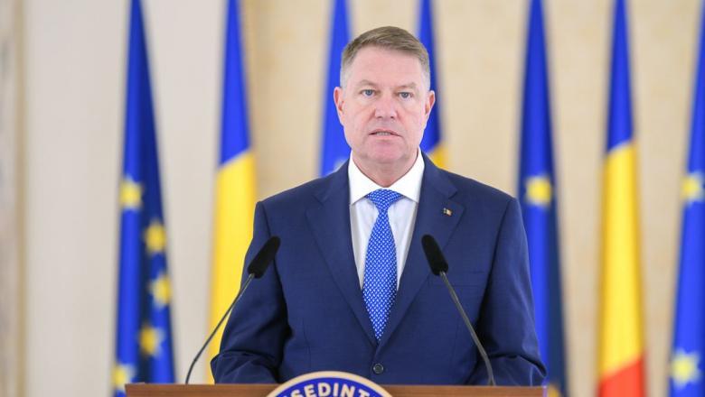 Klaus Iohannis îl propune premier tot pe Ludovic Orban