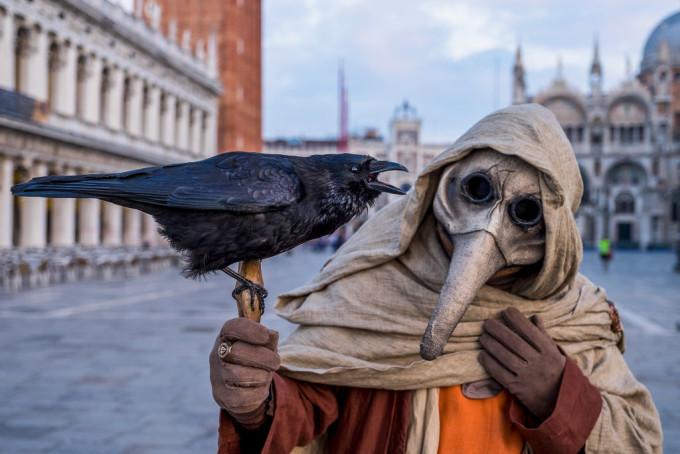 Celebrul carnaval de la Veneția, anulat din cauza epidemiei de coronavirus