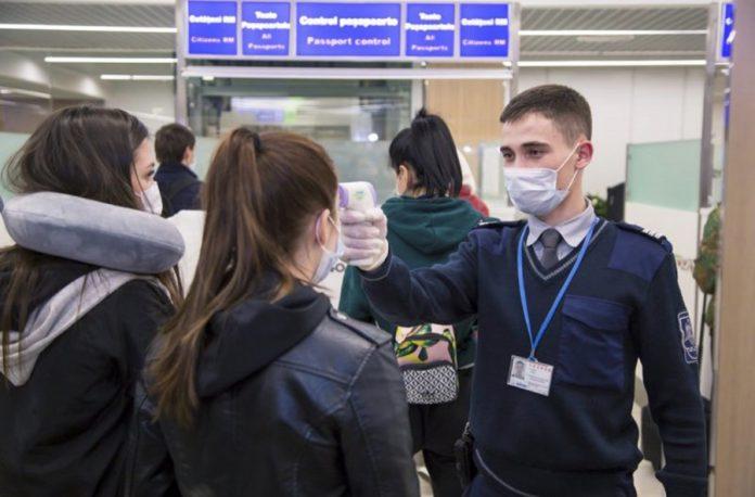 CORONAVIRUS: Ce măsuri se întreprind la frontiera de stat a Republicii Moldova