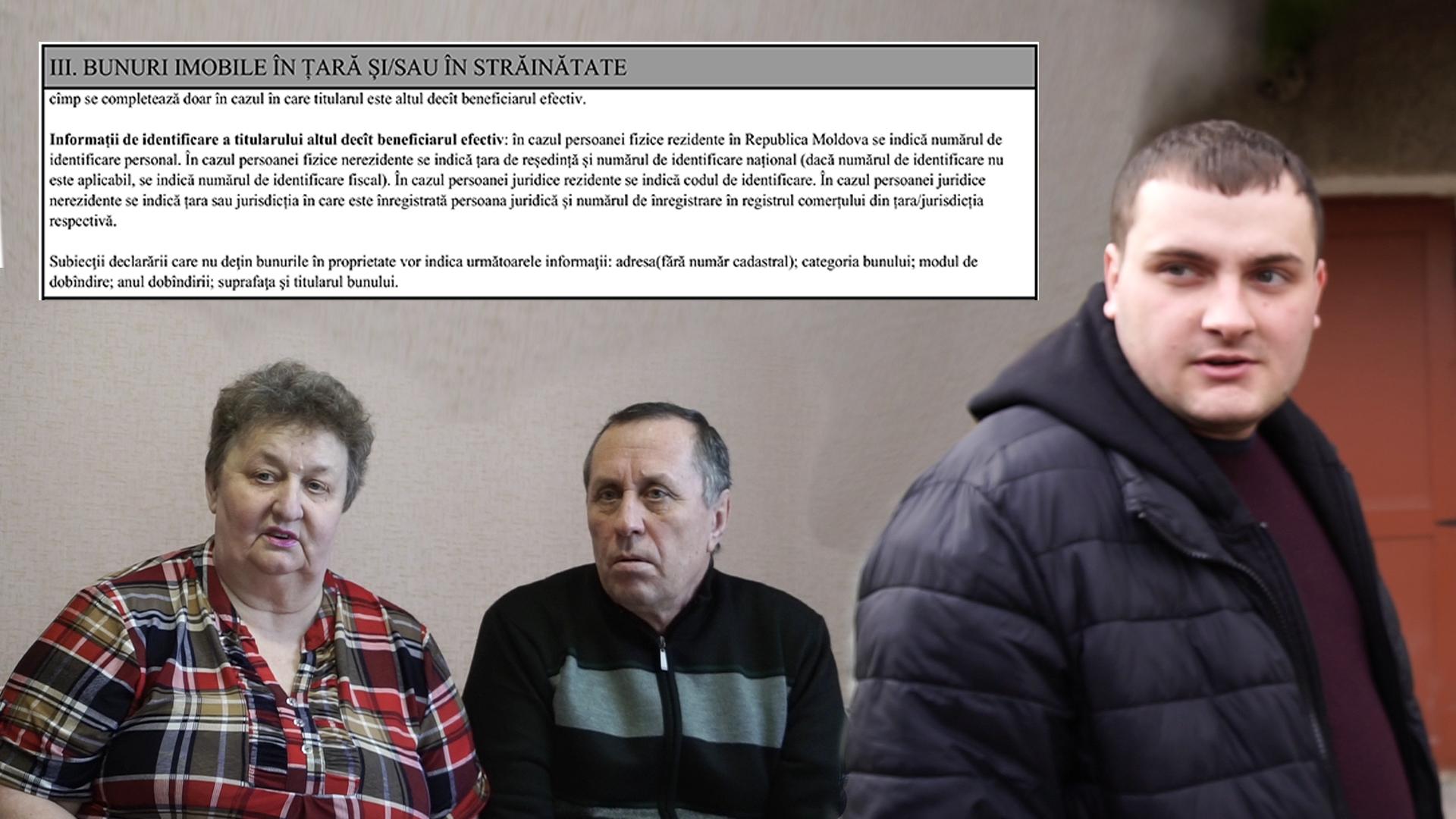 VIDEO | Un polițist din Bălți și-ar teroriza vecinii pentru a deveni proprietarul unui bloc
